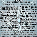 Phillipalooza 2013: A Concert to Fight Lou Gehrig's Disease – TWO NIGHTS!