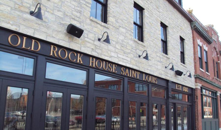 The Old Rock House, St. Louis