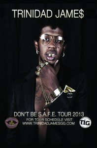 Trinidad James Tour