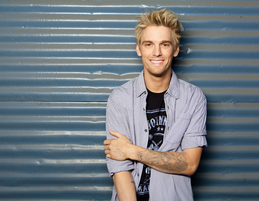 Absurd Aaron carter house are
