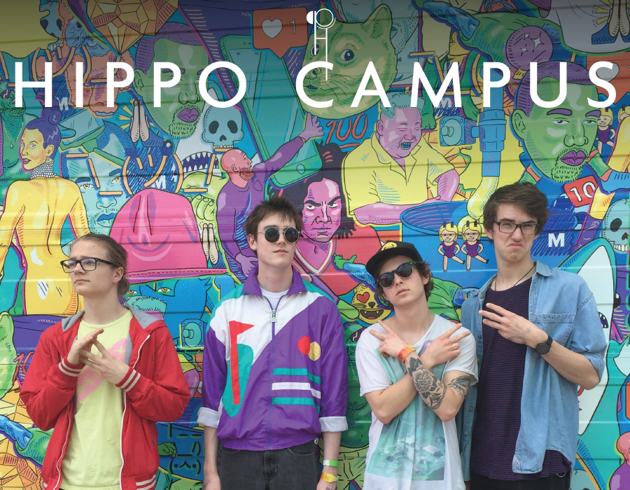 HIPPO CAMPUS w/ Riothorse Royale